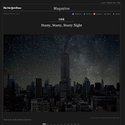 This Is What the Sky Could Look Like Over New York - Slide Show