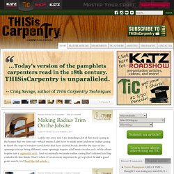 THISisCarpentry
