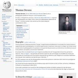 Thomas Devaux