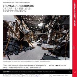 Thomas Hirschhorn - South London Gallery