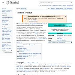 Thomas Huchon