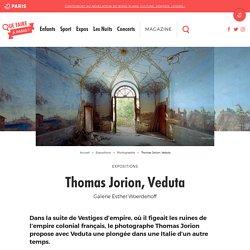 Thomas Jorion, Veduta