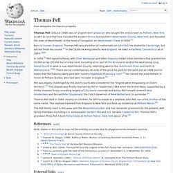 Thomas Pell