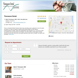 Thomasson Dental - Dentist in Madison, TN - 37115 - 615-865-1732