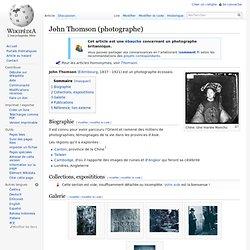 John Thomson (photographe)