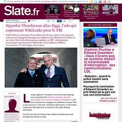 Sigurdur Thordarson alias Siggi, l'ado qui espionnait WikiLeaks pour le FBI