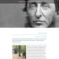 Thoreau, derrière la légende