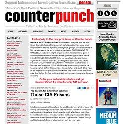 Those CIA Prisons