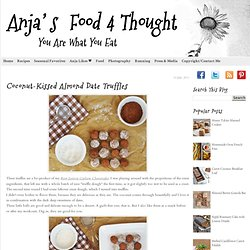 Coconut-Kissed Almond Date Truffles