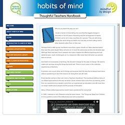 Thoughtful Teachers Handbook