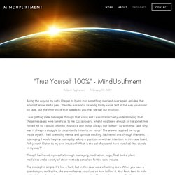 Holistic Counseling - MindUpLiftment