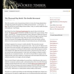 The Thousand Day Reich: The Double Movement