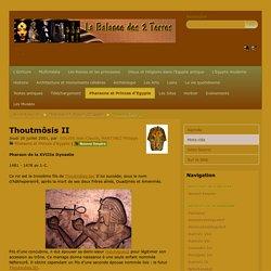 Thoutmôsis II