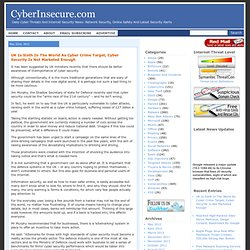 Daily cyber threats and internet security news: network security, online safety and latest security alerts