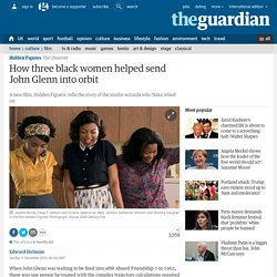 How three black women helped send John Glenn into orbit