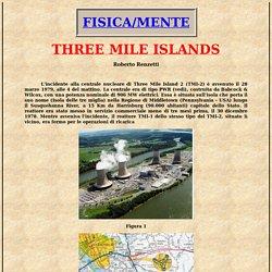 THREE MILE ISLANDS