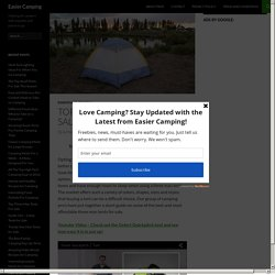 Top Three Man Tents For Sale (Three Man Tent Sale) - Easier Camping