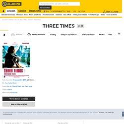 Three times - film 2004 - F HSI