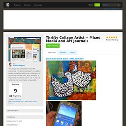 Mixed Media and Art Journals Latest Posts