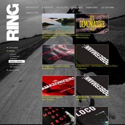 RING - Genre : Thriller / Policier