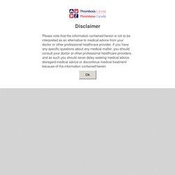 Thrombosis Canada