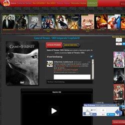 Game of Thrones 5X01 Online, Sub Español