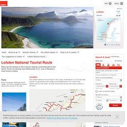 La Route touristique nationale à travers les Lofoten