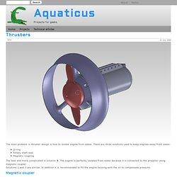 Aquaticus ROV