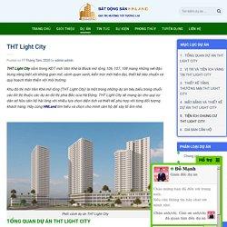 THT Light City Văn Khê - Căn hộ đáng mua nhất 2020