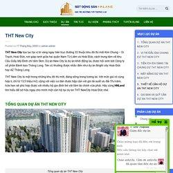THT New City Hoài Đức- Nhà ở xã hội giá bán 13,5 triệu/m2