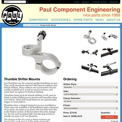 Thumbies from Paul Component Engineering