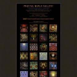 Fractal World Gallery Thumbnails : cosmic recursive fractal flames orflame... - StumbleUpon