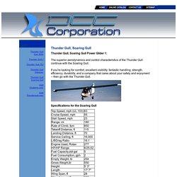 Thunder Gull, Soaring Gull - DCC Corporation