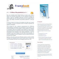 Utilisez Thunderbird - Livre