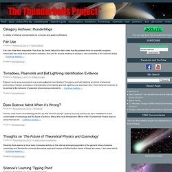Thunderblogs