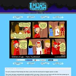 Thor's Thundershack- Updates Somtimes