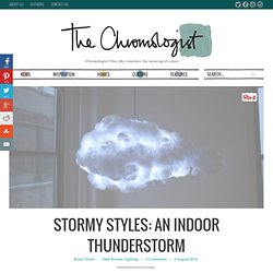 Stormy Styles: An Indoor Thunderstorm - The Chromologist
