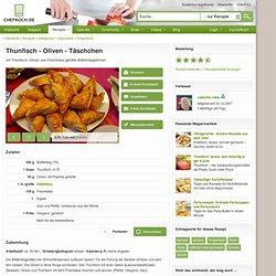 Thunfisch - Oliven - Täschchen