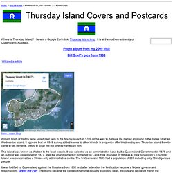 Thursday Island Australia Philatelic Covers