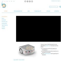 Thymio II - ASEBA & Robots