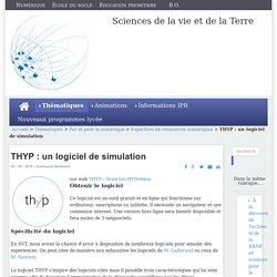 THYP : un logiciel de simulation
