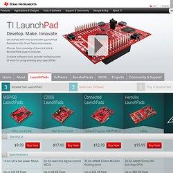 LaunchPad - LaunchPads