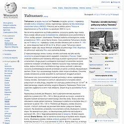 Tiahuanaco / Tiwanaku