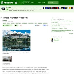 Tibet's Fight for Freedom