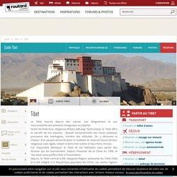 Guide de voyage Tibet Le ROUTARD