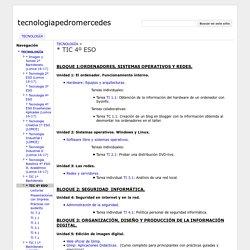 tecnologiapedromercedes-4ºeso y 1ºbach