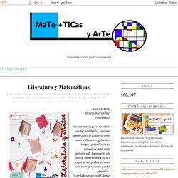 MaTe+TICas y ArTe: Literatura y Matemáticas