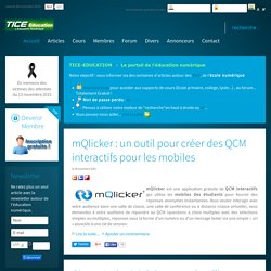 Tice-education.fr