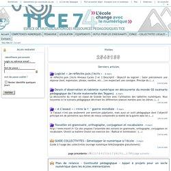 Tice 74 - Site des ressources pédagogiques TICE