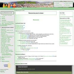 TICE Vienne [Ressources pour la classe] :..